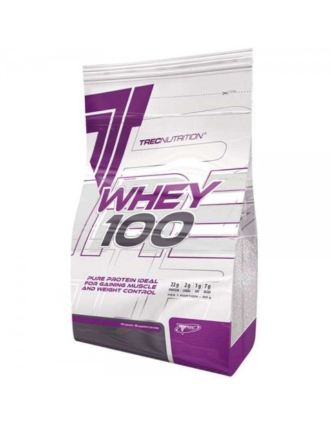 ПРОТЕИН TREC NUTRITION WHEY 100 900 ГРАММ