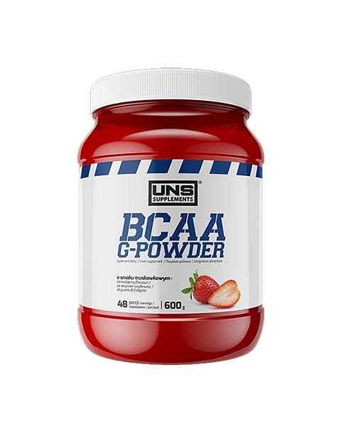 BCAA G-Powder UNS 600 грамм
