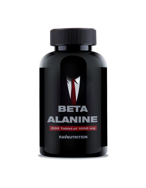 Beta Alanine RAV Nutrition 200 таблеток