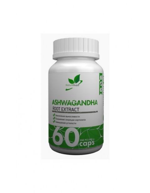 Ashwagandha NaturalSupp 60 капсул