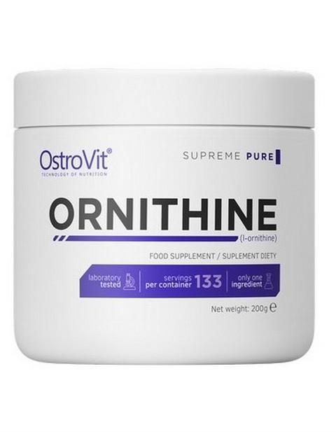 L-Ornithine Ostrovit 200 грамм