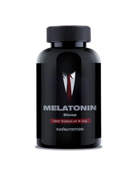 Melatonin 10 мг RAV Nutrition 100 таблеток