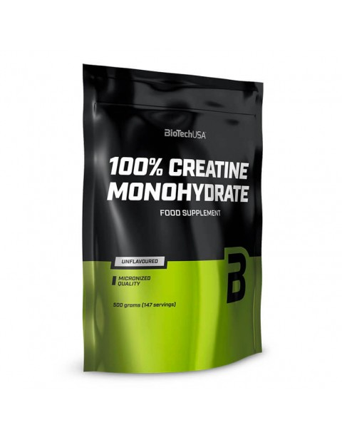 Creatine monohydrate Biotech usa 500 грамм