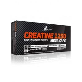 Creatine 1250 mega caps Olimp 120 капсул