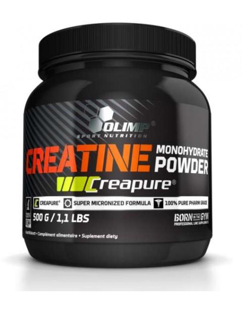 Creatine monohydrate (Creapure) Olimp 500 грамм