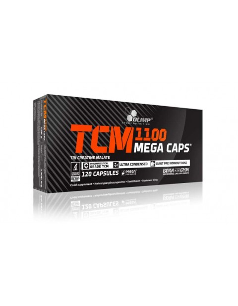 TCM 1100 mega caps Olimp 120 капсул