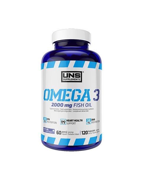 Omega 3 UNS 120 капсул