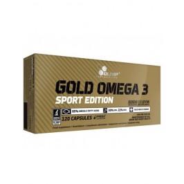 Gold Omega 3 Sport Edition Olimp 120 капсул