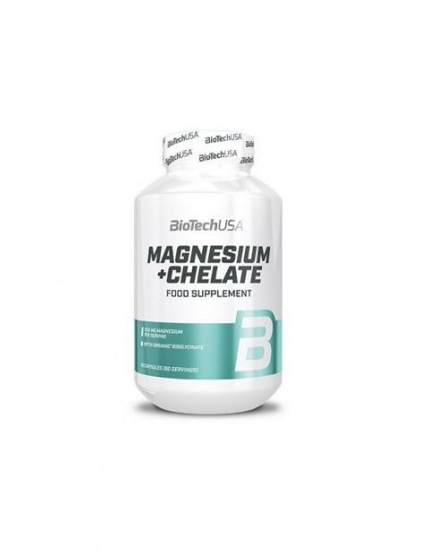 Magnesium+Chelate Biotech USA 60 капсул