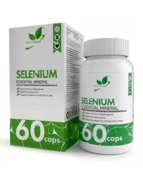 Selenium NaturalSupp 60 капсул