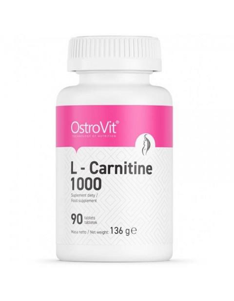 L-Carnitine 1000 Ostrovit 90 таблеток
