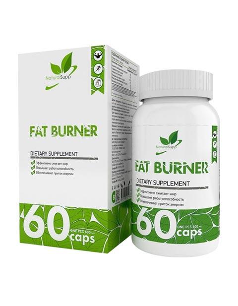 Fat Burner NaturalSupp 60 капсул