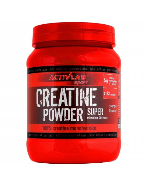Activlab Creatine Powder Super 500 грамм