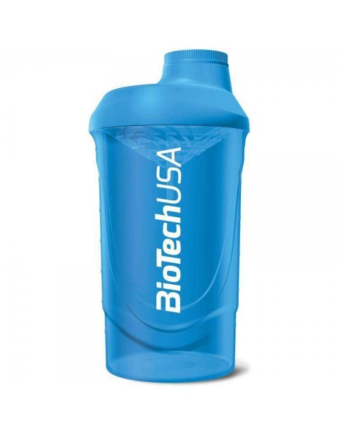 BIOTECH USA WAVE SHAKER СИНИЙ 600 МЛ