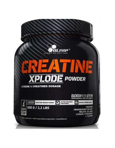 Olimp Creatine Xplode powder 500 грамм