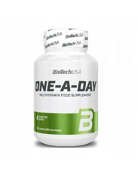 ВИТАМИНЫ BIOTECH USA ONE A DAY 100 ТАБЛЕТОК