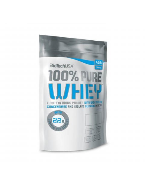 BIOTECH USA 100% Pure Whey 454 грамм