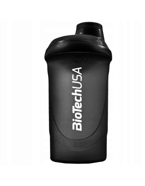 BIOTECH USA WAVE SHAKER ЧЁРНЫЙ 600 МЛ