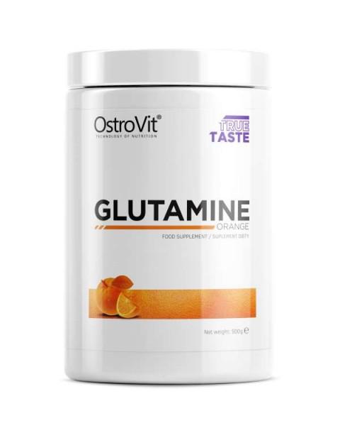 ГЛЮТАМИН OSTROVIT GLUTAMINE 500 ГРАММ