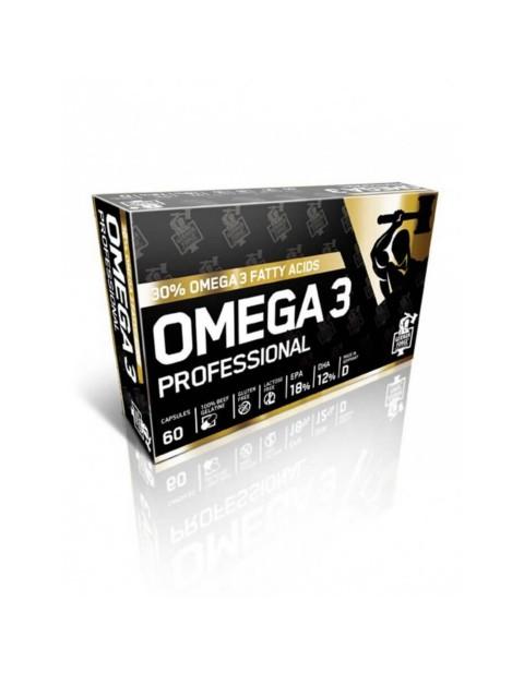 ОМЕГА IRONMAXX OMEGA-3 PROFESSIONAL 60 КАПСУЛ