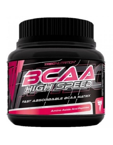 TREC NUTRITION BCAA HIGH SPEED 300 ГРАММ