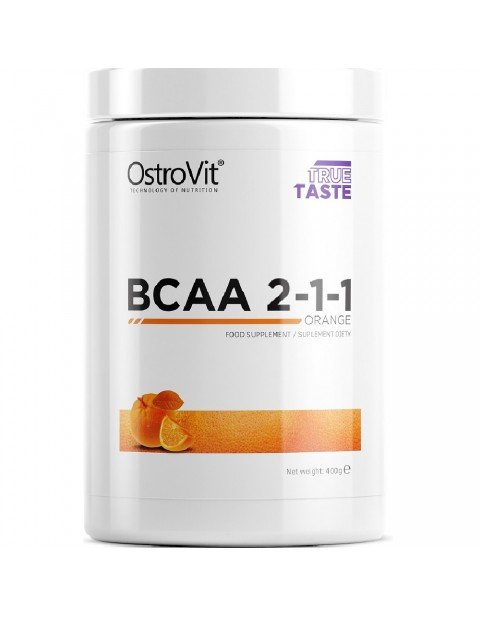 BCAA 2-1-1 Ostrovit 400 грамм