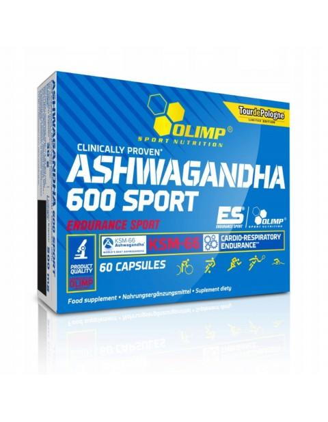 АШВАГАНДА OLIMP ASHWAGANDHA 600 SPORT 60 КАПСУЛ