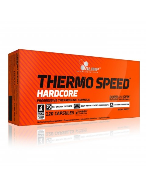 OLIMP THERMO SPEED HARDCORE MEGA CAPS 120 КАПСУЛ