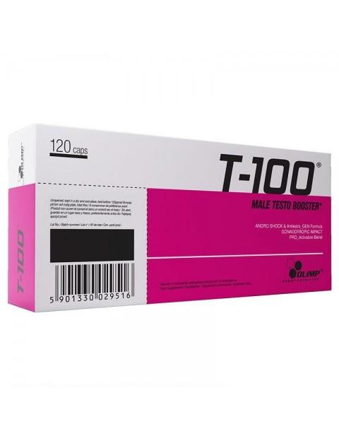 ПИЩЕВАЯ ДОБАВКА OLIMP T-100 120 ТАБЛЕТОК