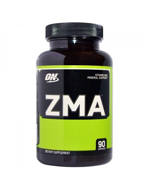 МАГНИЙ+ЦИНК+B6 OPTIMUM NUTRITION ZMA 90 КАПСУЛ