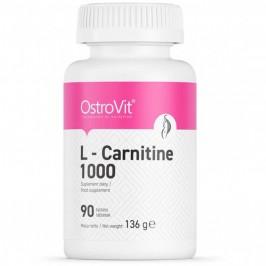 L CARNITINE 1000 OSTROVIT 90 ТАБЛЕТОК
