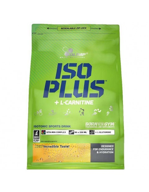 ИЗОТОНИК OLIMP ISO PLUS 1505 ГРАММ