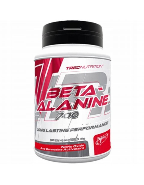 TREC NUTRITION Beta Alanine 60 капсул