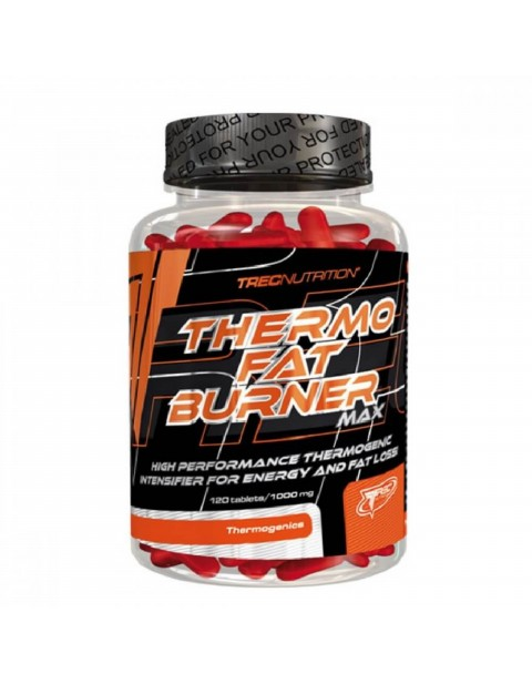 TREC NUTRITION Thermo fat burner MAX 120 капсул