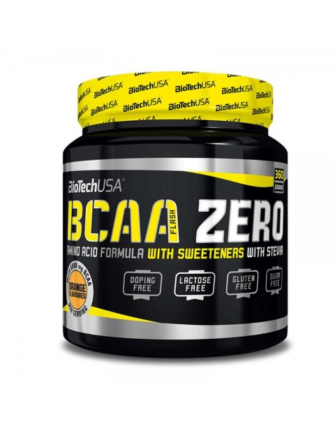 АМИНОКИСЛОТЫ BIOTECH USA BCAA FLASH 360 ГРАММ