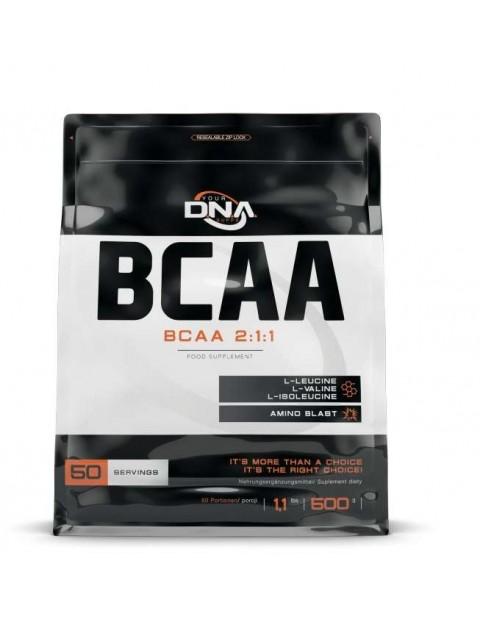АМИНОКИСЛОТЫ DNA BCAA 2-1-1 500 ГРАММ