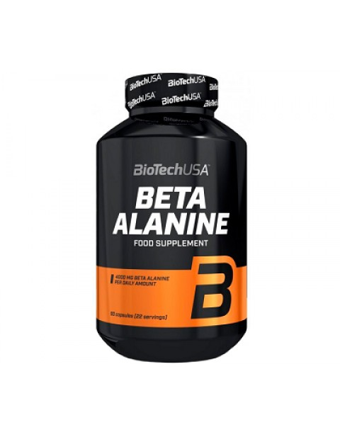 БЕТА АЛАНИН BIOTECH USA BETA-ALANINE 90 КАПСУЛ