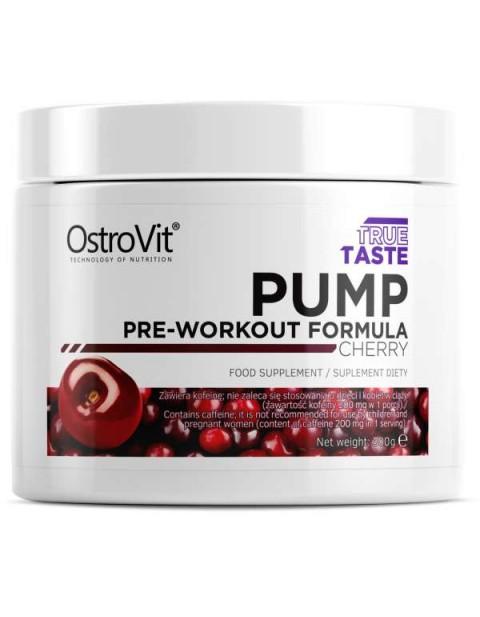 Pump Pre-Workout Formula Ostrovit 300 грамм